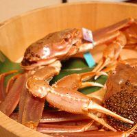 活ずわいがにプランの加納蟹