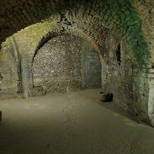 古代フォーロム地下回廊