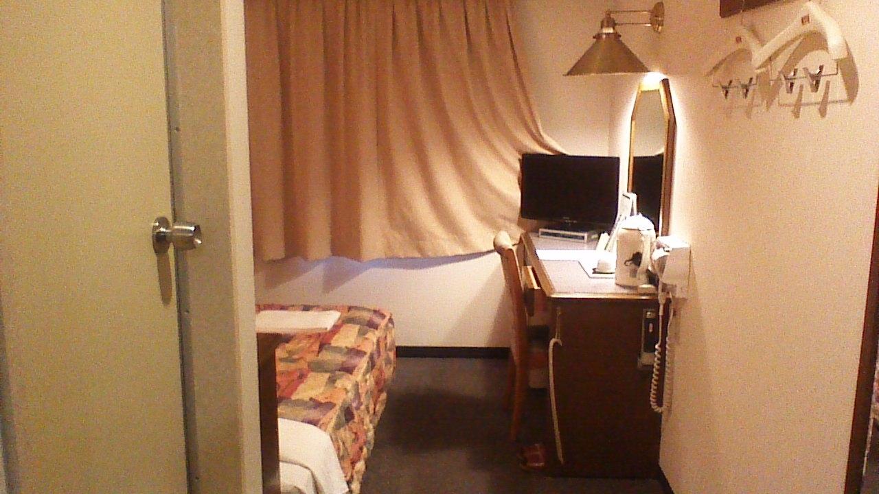少し広めのホテル