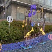 京都駅から結構歩く