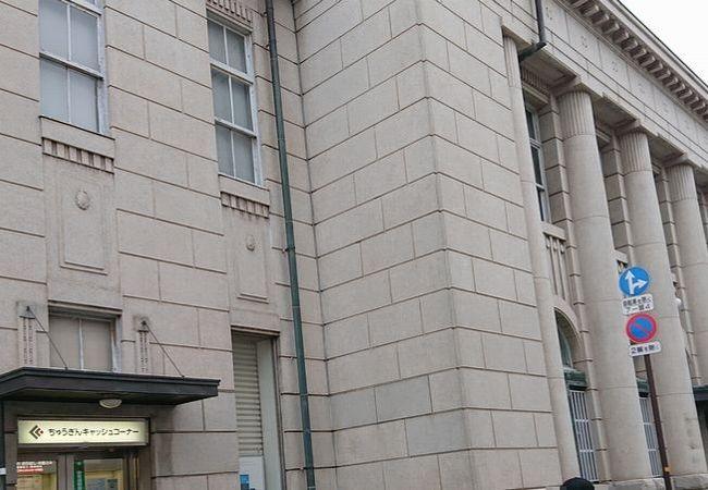 ルネッサンス様式の銀行
