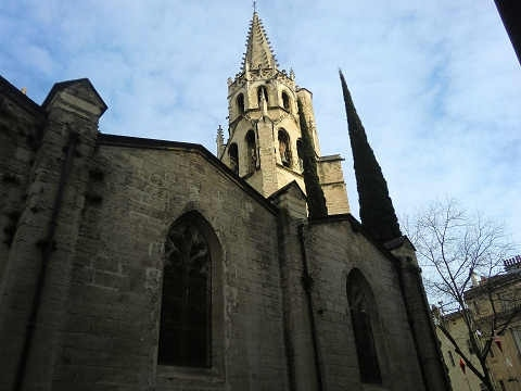 写真:サンピエール教会