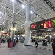 台湾新幹線の終点