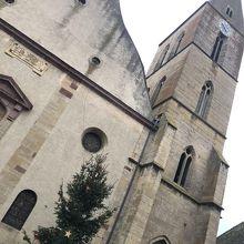 サン ピエール エ ポール教会