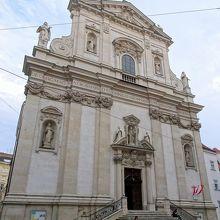 Church of St. Maria Rotunda