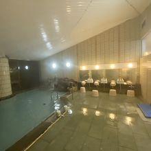 大浴場(温泉)。