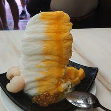 マンゴー・ライチ・アイス