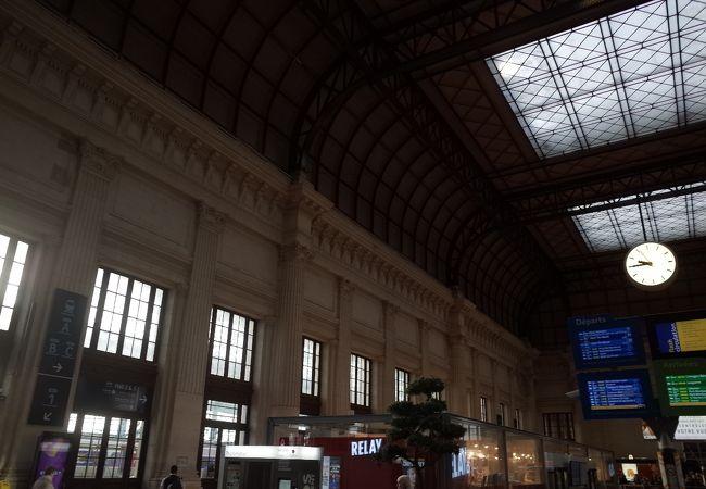 ボルドー サン ジャン駅