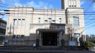 越前市武生公会堂記念館