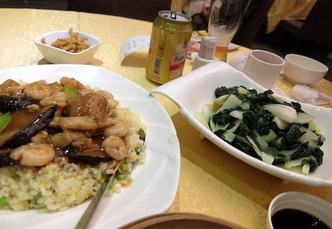 安くて美味しい上海料理店