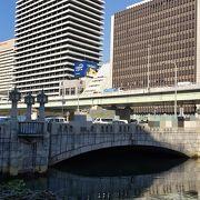 淀屋橋と対