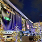 福岡市内への玄関口!飲食街も多く楽しめるスポットです。