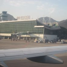 麗水空港 (RSU)