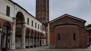 ミラノ最古の聖堂