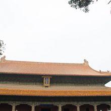 孔廟の大成殿