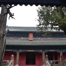 顔廟の復聖殿