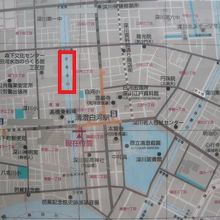 小名木川は、江戸時代に、隅田川と中川を結ぶ人工の運河でした。