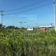 鬼太郎の境港の方が近い、べとべとさん空港?