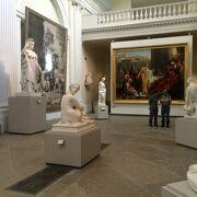 意外な見ごたえ、リヨン美術館