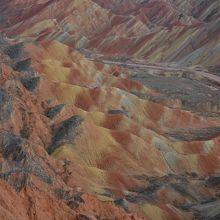 張掖丹霞国家地質公園七彩丹霞景区