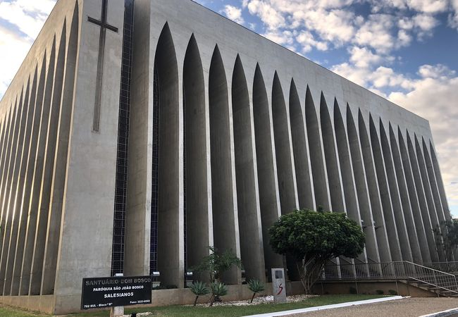 ドン ボスコ聖堂