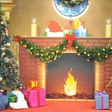 クリスマス時に訪問