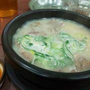ソウルの朝食