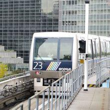 新橋駅より撮影
