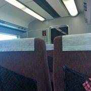 大阪から名古屋や伊勢に行くときにこちらを利用します