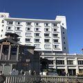 良いホテルです。