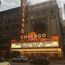 シカゴ シアター