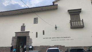 プレコロンビーノ博物館
