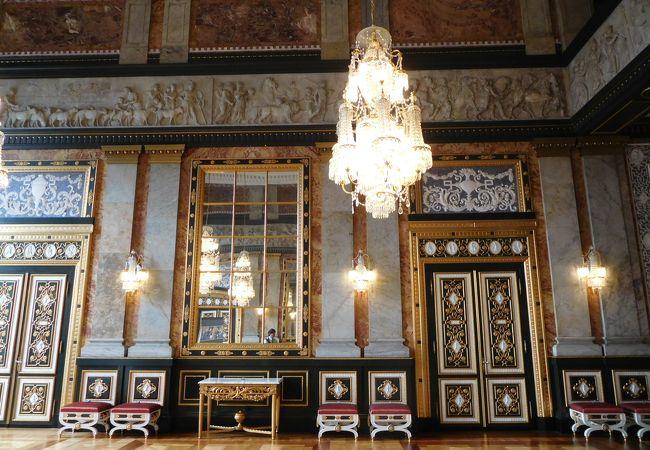 コペンハーゲン観光で必見の宮殿