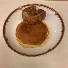 仙台油麩のフレンチトーストが美味しい!