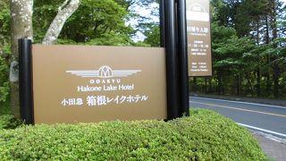 小田急箱根レイクホテル