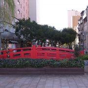 高知市の中心地