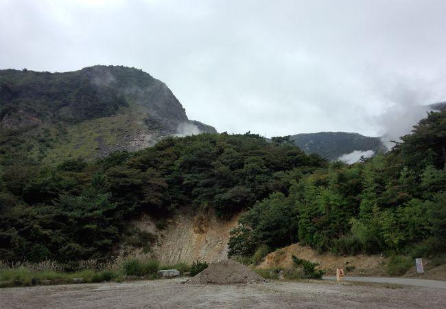 九州を代表する酸性温泉