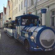 トーマスの観光バスです