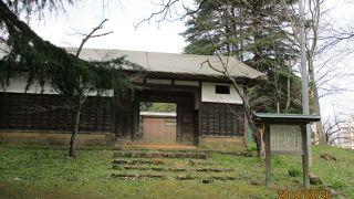 旧小原家長屋門