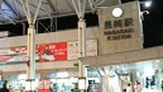 長崎駅直結、観光客の時間調整にも最適
