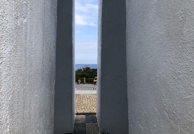 北回帰線記念碑