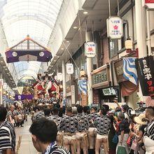 博多祇園山傘