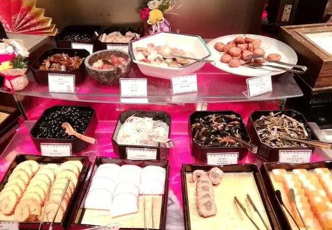 成田で美味しい朝食ブッフェを