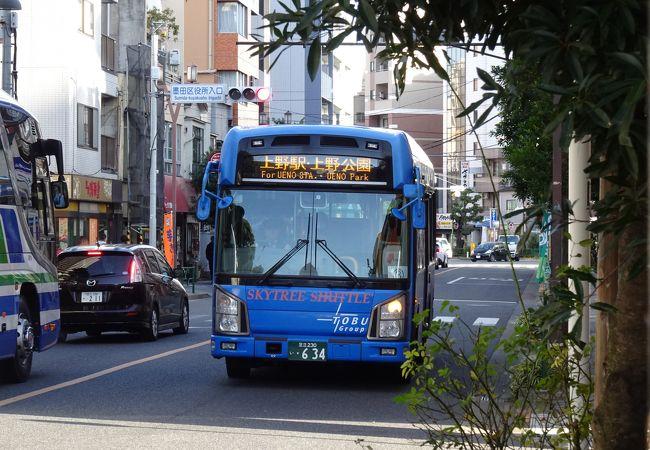 スカイツリーシャトル (上野浅草線)