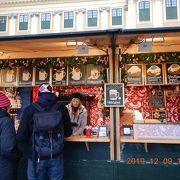 シェーンブルン宮殿に行ってみたら、クリスマスマーケットで賑わっていました!!