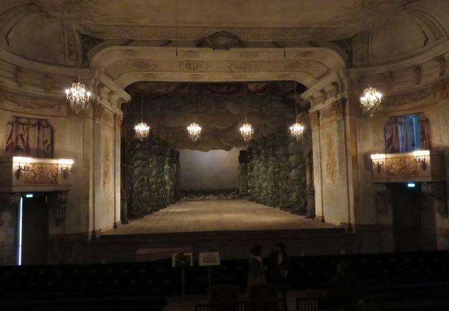 ドロットニングホルム宮廷劇場