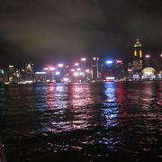 香港と言えば夜景