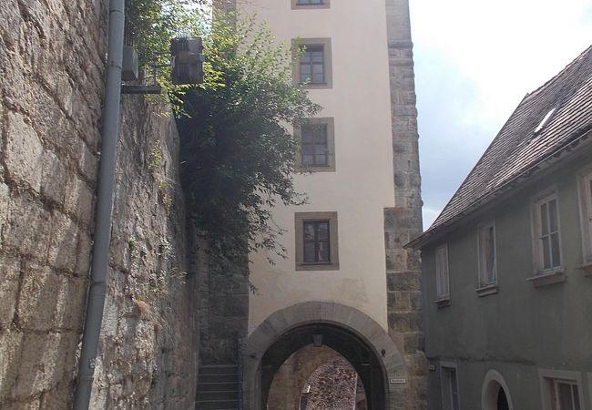コポルツェラー門