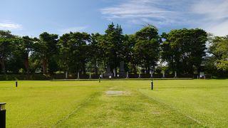 幸畑陸軍墓地