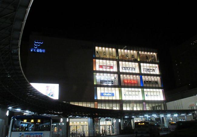 「niko and...」や「Global Work」といったファッション専門店などが入っていました。